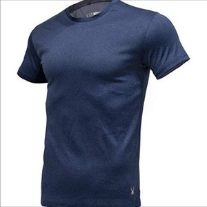 🕷Spyder 🕷 pro fiber crew neck T-Shirt